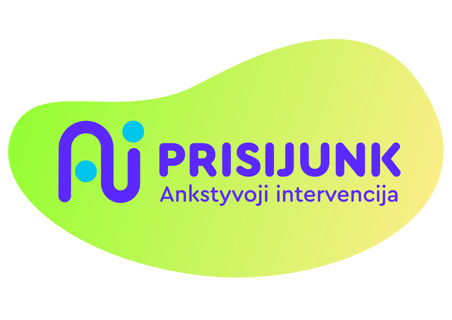 Prisijunk logo
